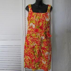 Ralph Lauren sleeveless dress size 10